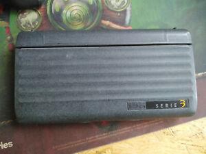PDA ; Psion; Serie 3 ; Kult