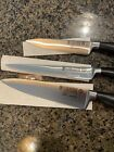 SABATIER SOLO Knife Set France NSF 100% Forged Great Knife