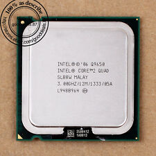 Intel Core 2 Quad Q9650 - 3GHz (AT80569PJ080N) LGA 775 SLB8W Desktop CPU 1333MHz