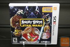 Angry Birds Star Wars (Nintendo 3DS, 2013) FACTORY SEALED!