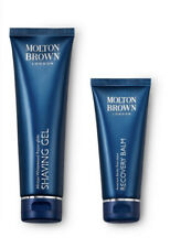 Molton Brown Men's Shave Gel 150ml & Recovery Balm 75ml Set Unboxed