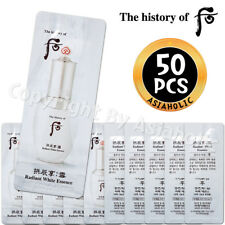 The history of Whoo Seol Whitening Essence 1ml x 50pcs (50ml) Newist Version