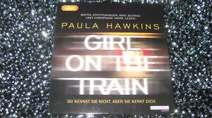 MP3 - Paula Hawkins - Girl on the Train - gelesen von u.a. Rike Schmid - TOP!!!