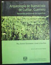 Arqueologia de Buenavista de Cuellar, Guerrero Mexico Archaeology Rock Art