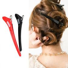 12* Pinces à cheveux Multicolore beau durables pratique Plastique métal femmes