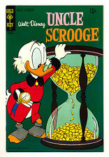 Walt Disney's Uncle Scrooge #91 (Gold Key) VF8.0