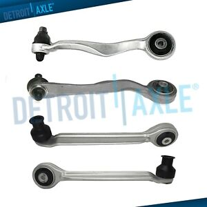 Front Left Upper Forward Suspension Control Arm and Ball Joint Assembly 72-CK90497 For Audi Volkswagen Passat A4 Quattro A6 Allroad S6
