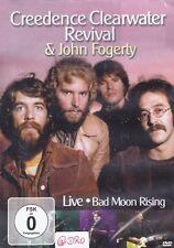 Creedence Clearwater Revival & John Fogerty + DVD + Live + Bad Moon Rising + NEU