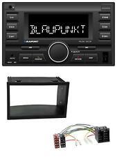 Blaupunkt MP3 USB 2DIN Bluetooth AUX Autoradio für VW Golf 4 Polo T4 Fox Passat