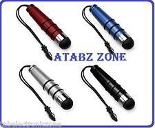 2pcs Mini Bullet Stylus Pen Glitter Capacitive Screen Touch Pen Gloves
