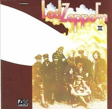 Led Zeppelin II [Remaster] by Led Zeppelin (CD, May-1994, Atlantic (Label))