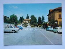 CLIVIO Varese Fiat 500 monumento caduti vecchia cartolina