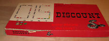 DISCOUNT Prototype? (c)1967 Monopoly-Like Signed Vintage CORPENING Board Game