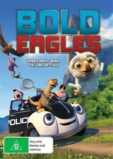 Bold Eagles (DVD 2015) Heroes aren't Born They Are Hatched [Region 4] NEW/SEALED