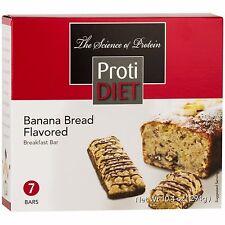 ProtiDiet - Banana Bread High Protein Diet Breakfast Bar