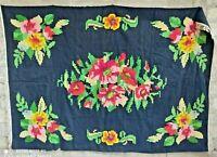 CARPET BESSARABIA USSR,Moldova  The kilim is Moldavian  291x 208 cm or 9.54x6.82