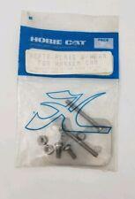 New listing Nos Hobie Cat Adapter Plate w/ Hardware for Harken Cam - #50010