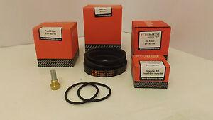 Beta Marine 10,14,16,20 & 25 (Mini Series) Genuine Service Kit & Poly Vee Belt
