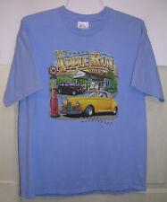 Wenatchee Apple Run Washington 2012 Vintage Car T-Shirt 1941 Ford L