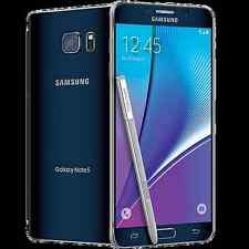 New Unlocked Samsung Galaxy Note 5 SM-N920A 32GB Black AT&T T-Mobile Cricket GSM