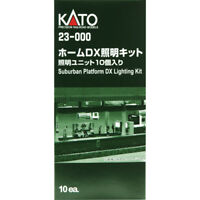Kato 23-000 Suburban Platform DX Lighting Kit 10X - N