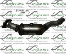Catalytic Converter-Exact-Fit Right Davico Exc CA 17403