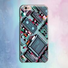 Chip iPhone 11 XS Max Case Motherboard iPhone 6 6s Cover Wires iPhone 7 8 Plus X