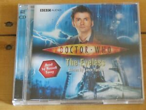 2 CD DOCTOR WHO The Eyeless