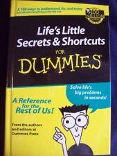 Lifes Little Secrets & Shortcuts for Dummies Oxmo