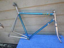 53-cm Vintage Vitus 979 Road Racing Bike Frameset Blue Anodized with Extras