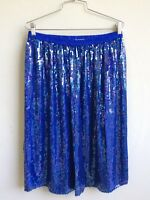 ST. MARTIN By JEANETTE KASTENBERG Sequin Skirt Size 2X WOMAN PLUS Clothing Party