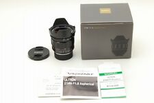 【MINT in BOX】Voigtlander ULTRON 21mm F1.8 Aspherical VM Lens from Japan #593