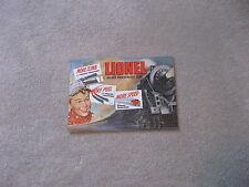 1950  LIONEL CONSUMER CATALOG ORIGINAL MINT