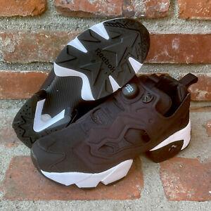 Reebok Instapump Fury OG NM US 8 Men's Classic Running Shoes Black EH3254 New