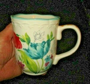 2020 PIONEER WOMAN  BLOOMING BOUQUET    COFFEE MUG 18 OZ. NEW  PERFECT