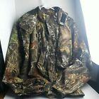 Port Authority Mossy Oak Break Up Outdoors Jacket Size Extra Large Camouflage