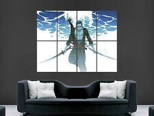 ONE PIECE MANGA RORONOA ZORO WALL POSTER ART PICTURE PRINT LARGE
