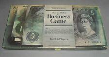 Mine A Million Business Board Game Waddingtons 1970 COMPLETE VGC RARE