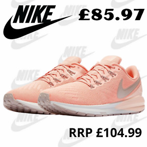 Womens Nike Air Zoom Structure 22 Ladies Running Training Shoes UK 5-7