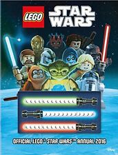 Official Lego® Star Wars Annual 2016 (Lego Annuals) By Egmont UK Ltd