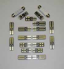 20x BMW X5 - E70 White LED Interior lighting kit