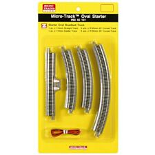 Micro Trains Line Z Scale 990 40 101 Oval Starter Track Set