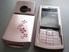 New Nokia  N72 cover  keypad fascia set pink colour
