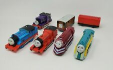 Thomas The Train Trackmaster Trains Lot Of 6 Motorized Tested Working Mattel