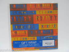 "Vtg.Sports Gift Wrapping Paper:Golf,Football,Tennis,Baseball-Sheets""For..Greats"""