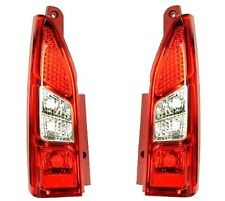 2x Luce Posteriore Sinistra Destra PEUGEOT PARTNER Tepee (2008-2012) Nuovo !