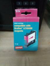 Staples Brother LC1000 Magenta