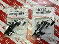 Genuine Toyota Lexus Scion Floor Mat Hooks Retention Hold Down Clips Holders Oem Fits 2012 Toyota Corolla