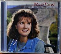 CD Renee Bondi Strength for the Journey SEALED Christian Gospel Dream High NEW