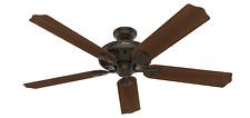 """Hunter 60"""" Royal Oak Indoor/Outdoor Ceiling Fan,Bronze BRAND NEW"""